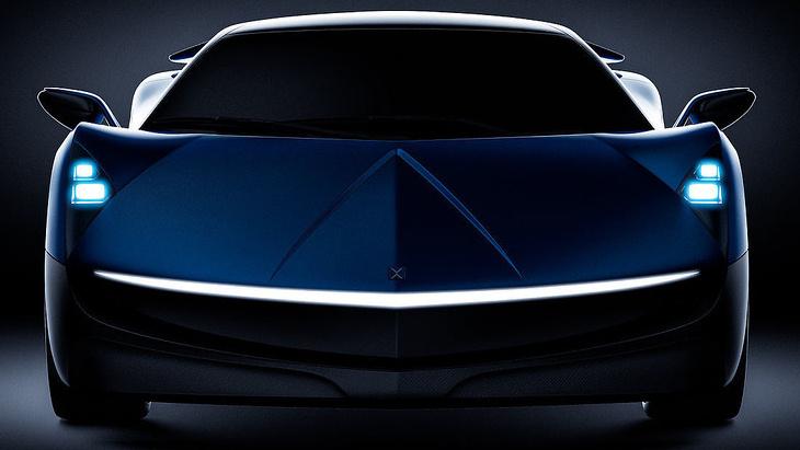 Європейський конкурент Tesla Model S з'явився на нових зображеннях