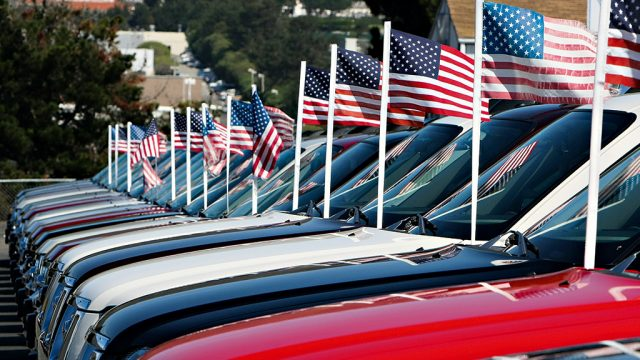 Вживані автомобілі у США подорожчали на 30%