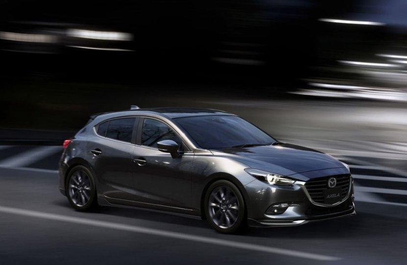 Нова Mazda 3: інформація про нову модель