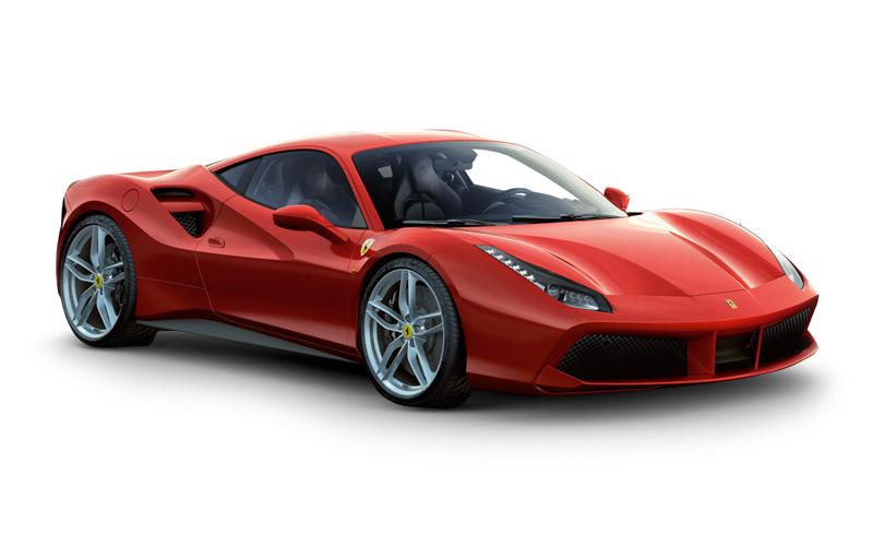 Водія Ferrari арештувала поліція, коли він жебракував на бензин