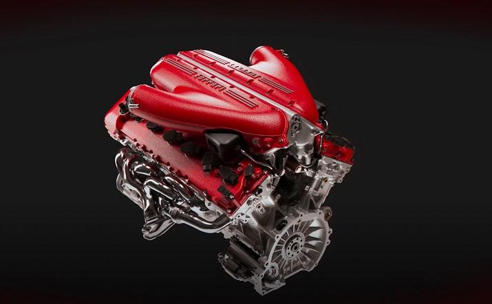Ferrari готує супер-потужний мотор V12