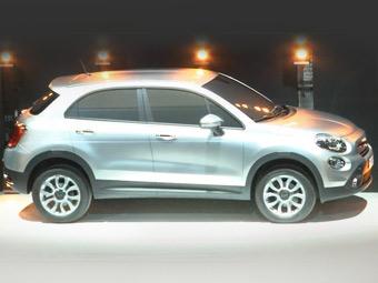 Fiat показав новий кроссовер