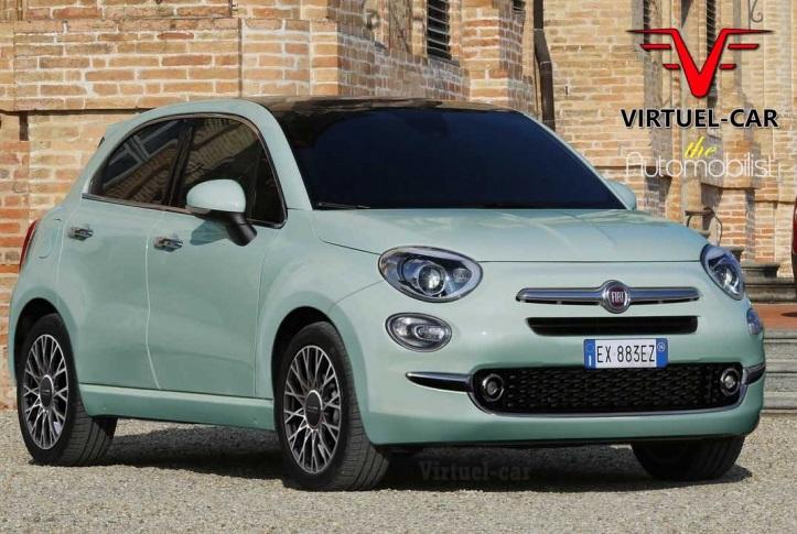 Fiat 500 отримає ім'я 600