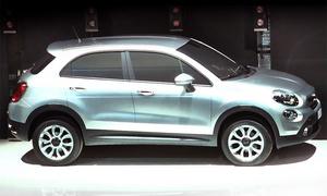 Fiat представить два кросовера в 2014 році