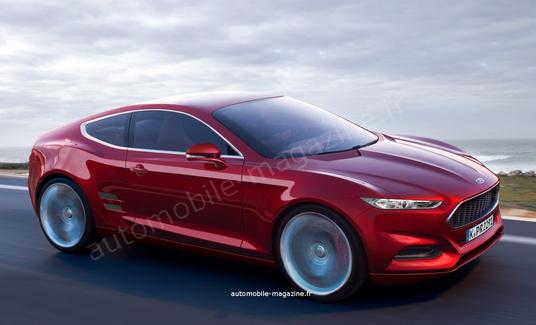 Ford відродить купе Capri