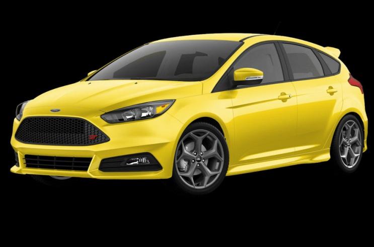 Ford Focus ST 2017 отримав цікаве оновлення