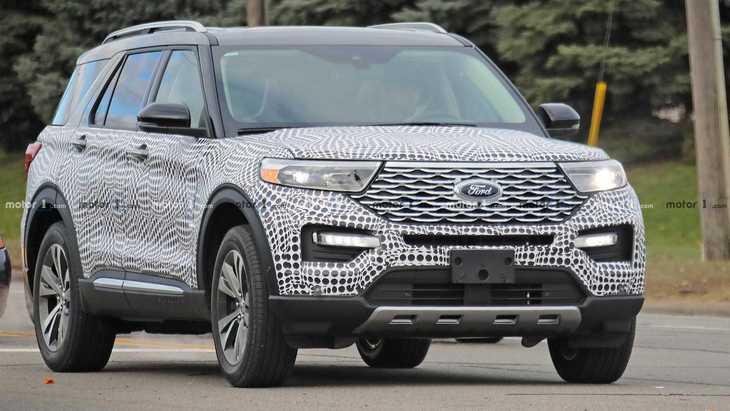 Ford анонсував новий Explorer