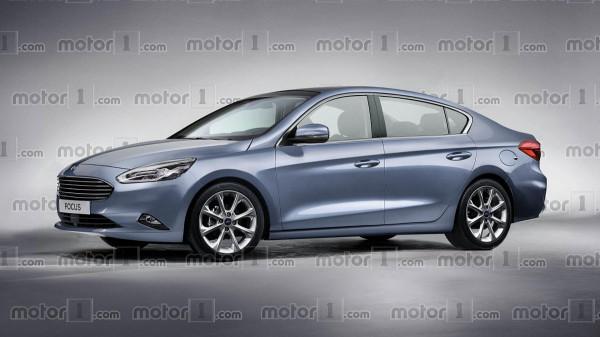 Ford Focus 2019: перше зображення новинки