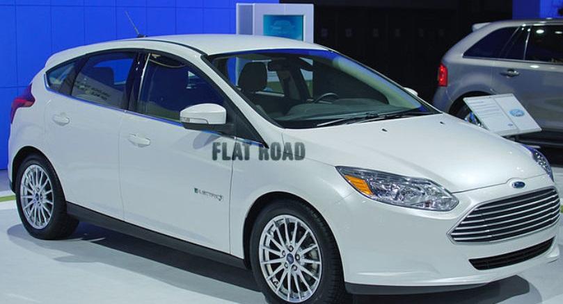 Електромобіль Ford Focus Electric 2018: оголошено ціну
