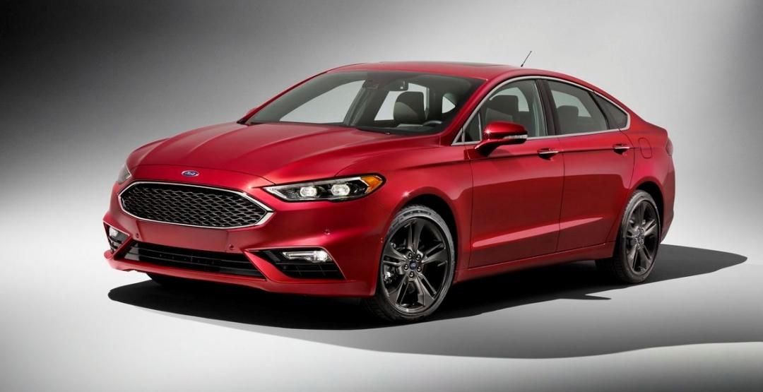 Cедан Ford Fusion отримав систему захисту від вибоїн на дарозі