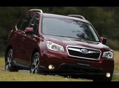 Subaru Forester 2014: перше відео