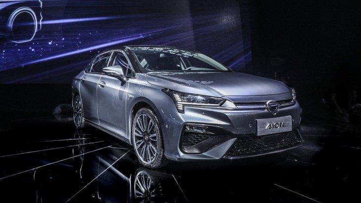 GAC Aion S «переможе» Tesla?