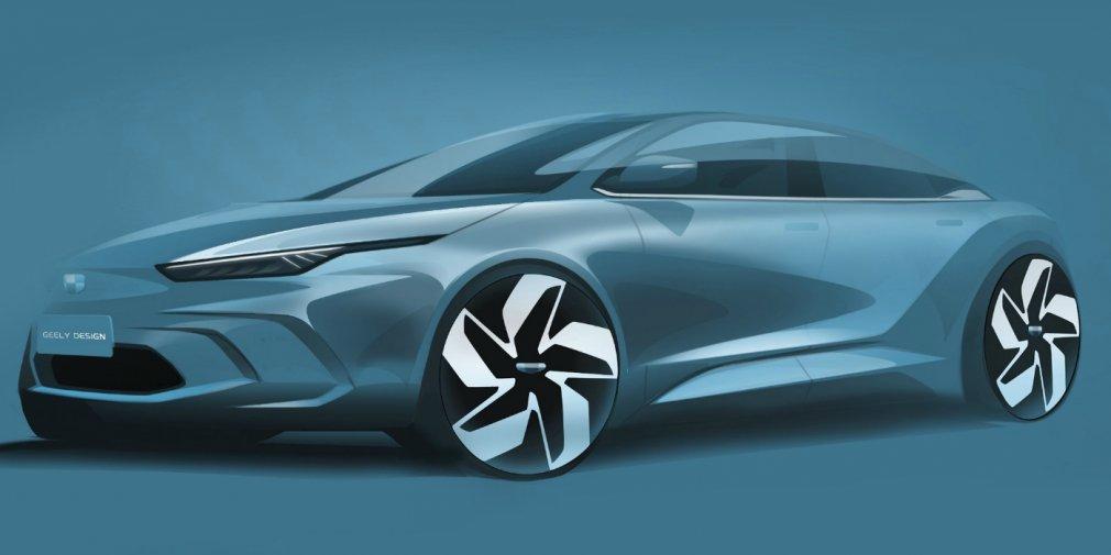 Geely готує доступного конкурента Tesla Model 3