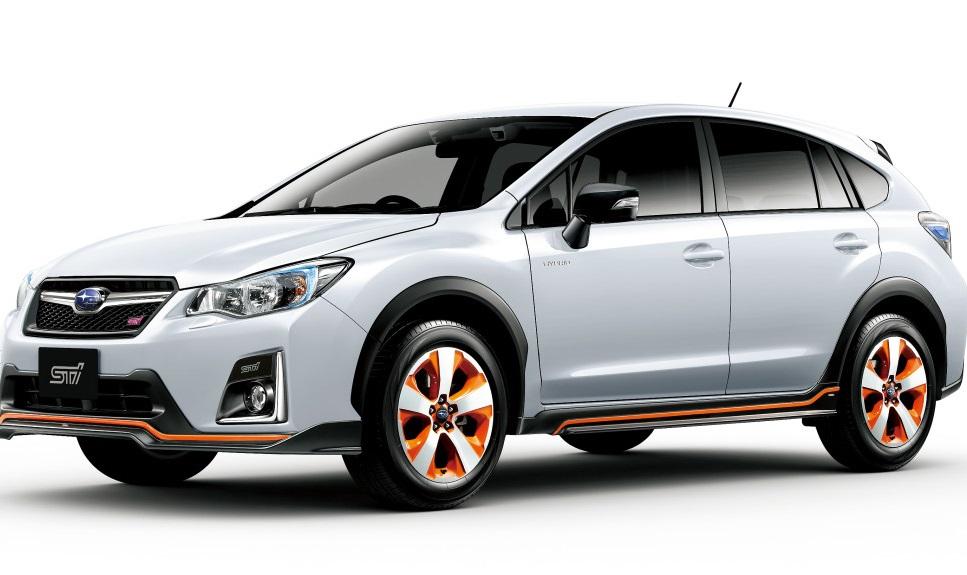 Представлено новий Subaru XV