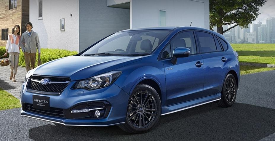 Subaru Impreza отримала нову модифікацію