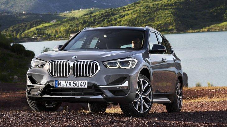 BMW представила оновлений кросовер X1