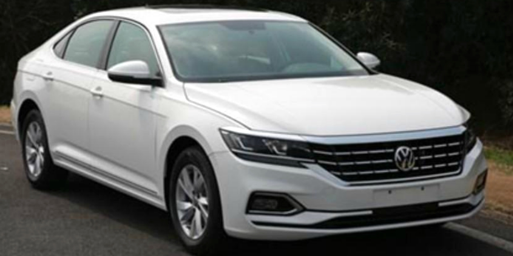 У Китаї сфотографували новий Volkswagen Passat