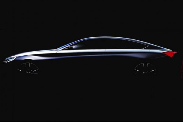 Hyundai представить в Детройті концепт люксового седана