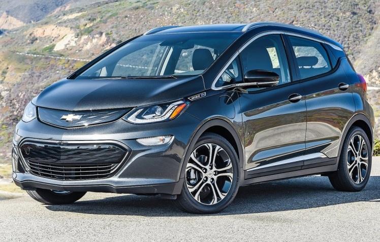 Chevrolet готує нове сімейство електромобілів