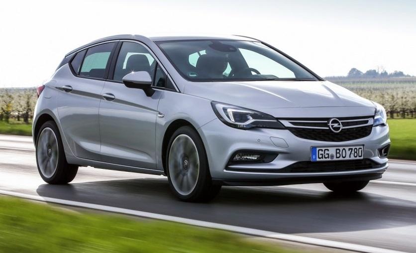 Новий хетчбек Opel Astra: інформація
