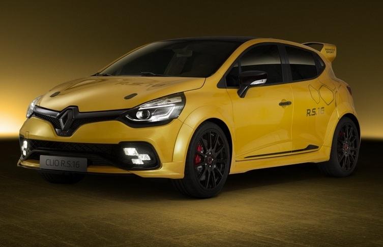 Новий хетчбек Renault Clio показали офіційно