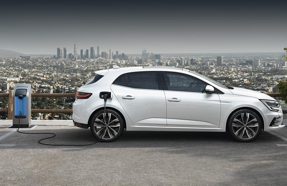 Хетчбек Renault Megane E-Tech Plug-in Hybrid: старт продажів