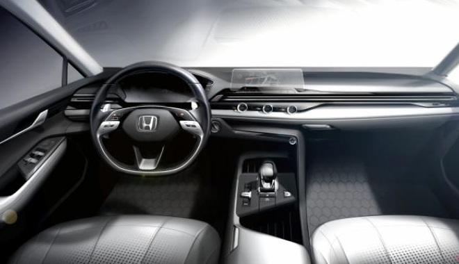 Honda спрощує дизайн інтер'єру своїх автомобілів (+ВІДЕО)