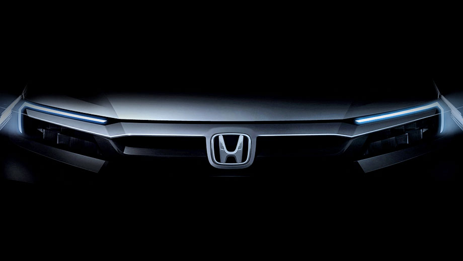 Honda анонсувала світову прем'єру