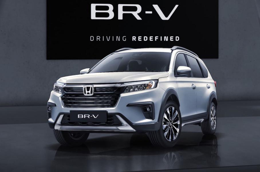Honda BR-V другого покоління: офіційна презентація