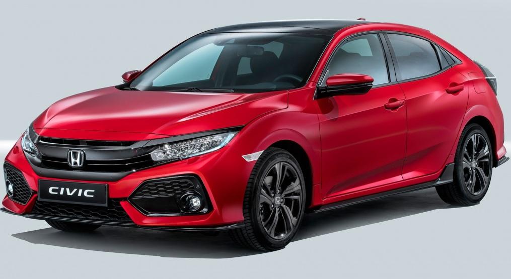 Honda Civic 2018: ціни та комплектації