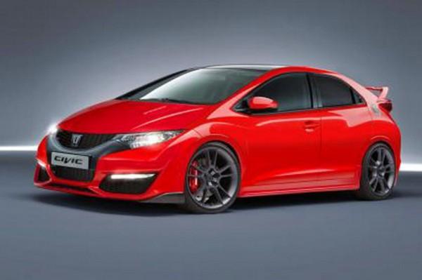 Нова Honda Civic Type-R отримає дволітровий турбодвигун