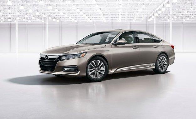Honda оголосила ціни седана Accord 2018 року