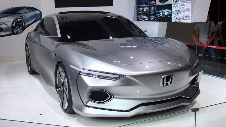 Honda представила новий седан