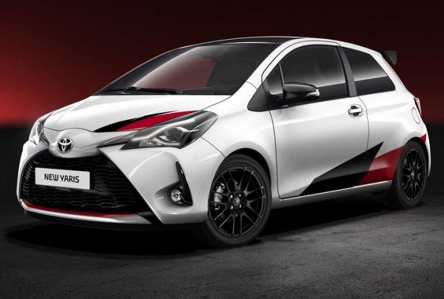 Toyota Yaris отримала потужний 200-сильний двигун