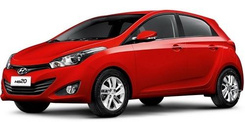Hyundai показала бразильську малолітражку