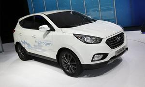 Hyundai ix35 переходить на водень