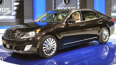 Hyundai презентувала новий Equus