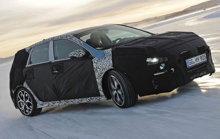 Hyundai i30 2018 показали офіційно
