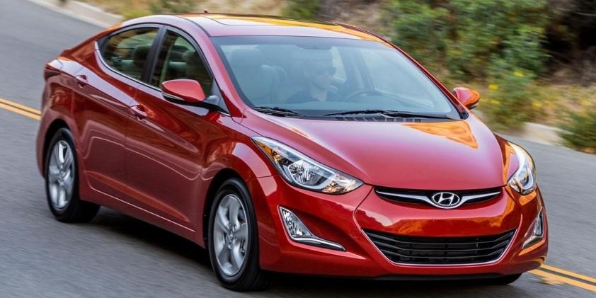 Hyundai показала новий седан Elantra 2016