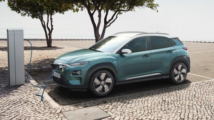 Hyundai представила електрокроссовер Kona Electric