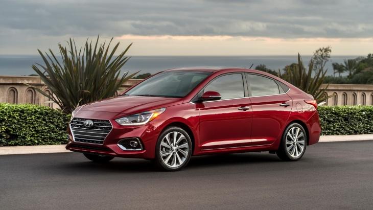 Hyundai представив новий Accent