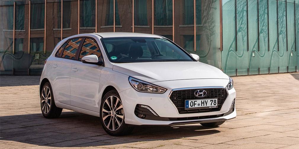 Hyundai представив оновлений i30