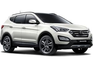 Hyundai Santa Fe визнали найбезпечнішим позашляховиком Європи