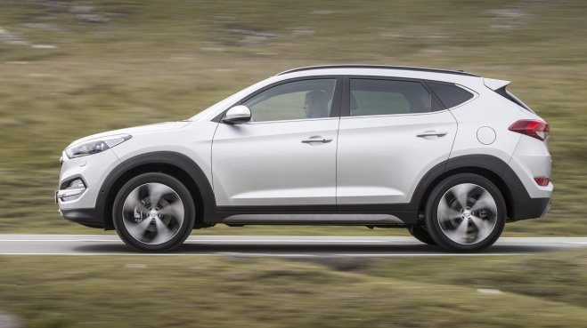 Дебют кросовера Hyundai Tucson 2019