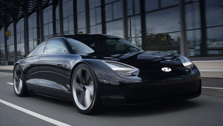 Hyundai у 2022 році: ставка на електромобілі та водневі авто