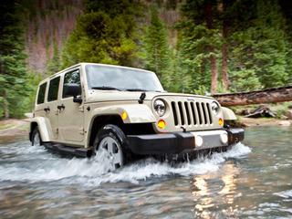 Jeep Wrangler переведуть на електрику
