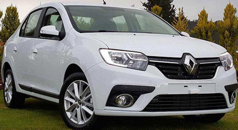 Свіжі фотографії новго Renault Logan