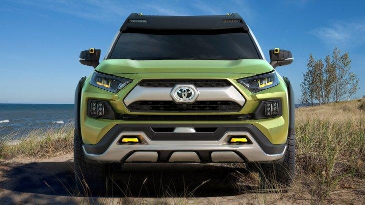 Toyota планує випустити новий доступний позашляховик