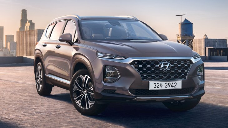Hyundai Santa Fe 2019: офіційна презентація