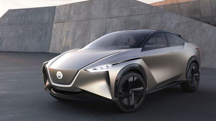 Nissan зареєстрував торгові знаки для нових електричних кросоверів